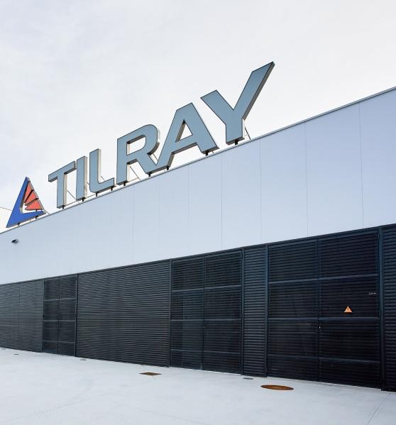 photo of tilray office